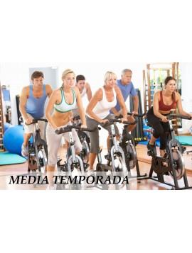 Spinning media temporada